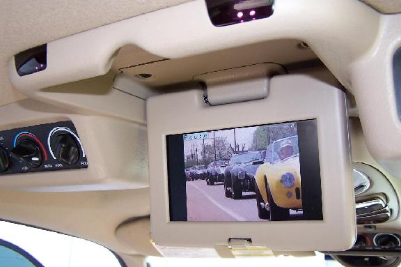 2004 Ford Excursion PROJECT SITE - INTERIOR REAR ...