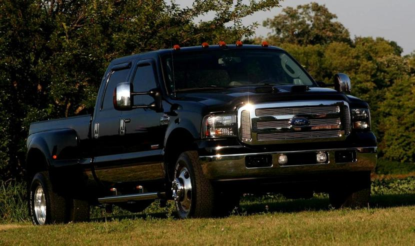 2006 Ford F350 Dually Project Site